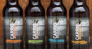 Carrig Brewing Co: the Drumshanbo business says it is the first brewery in Co Leitrim for more than 150 years