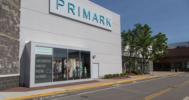 0f0a1a51d1506 Primark's newest store, at the South Shore Plaza in Braintree,  Massachusetts, encompasses 41,000