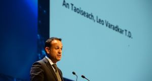 Taoiseach Leo Varadkar. There is a consensus in Leinster House that a Varadkar-led Government will be edgier, more combative. Photograph: Alan Betson/The Irish Times