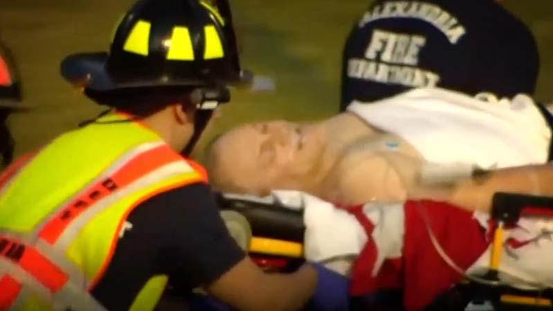 Eyewitness footage captures moment of Virginia shooting