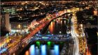 A night in Dublin will set you back about €186,  the second most expensive in our selection of cities.