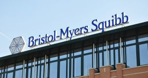"Bristol-Myers Squibb intends to shift its manufacturing focus in Ireland to reflect its ""growing biologics portfolio"""