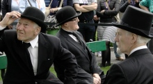 Bloomsday: 'Ulysses' funeral brought to life in Glasnevin Cemetery