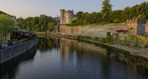 Kilkenny Castle: Ireland continues to perform well in the domestic market. Photograph: Carsten Krieger