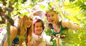 Lough Boora Fairy Festival fundraiser for Barretstown