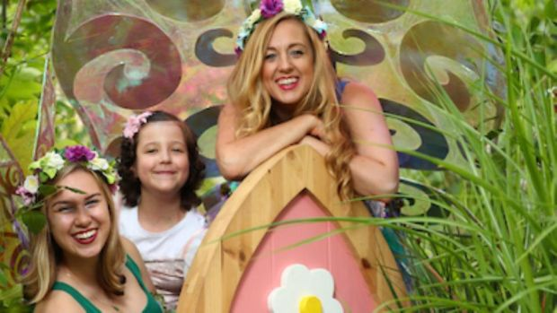 Lough Boora Fairy Festival, an annual event held in Lough Boora Discovery Park in Tullamore, on July 22th.