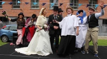 A Bloomsday wedding