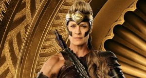 Robin Wright: amazing in Wonder Woman