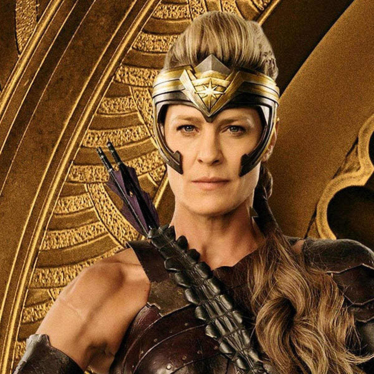 Get Thee To The Cinema For Robin Wright The Real Wonder Woman
