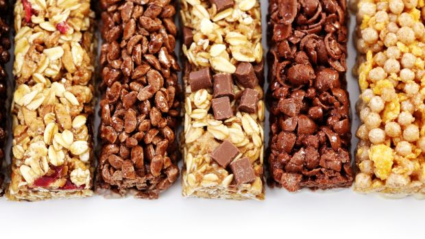 """Between protein bars and standard chocolate bars there often isn't a huge difference in calories but there is a big difference in nutrition."""