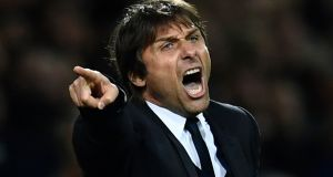 Disappointment exits at board level over the manner in which manager Antonio Conte addressed Diego Costa's future at the club. Photograph: Reuters