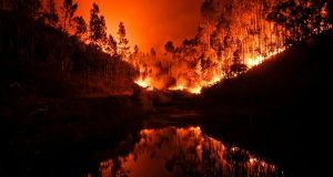 In pictures: Portugal fires