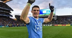 Dublin's Diarmuid Connolly. His behavioural motivation has been highly scrutinised. Photograph: Getty Images