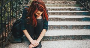Girls actually attempt suicide about twice as often as boys, though generally the methods chosen are less lethal. Photograph: iStock