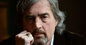 Author Sebastian Barry: his book, 'Days Without End', won the Walter Scott Prize. Photograph: Alan Betson