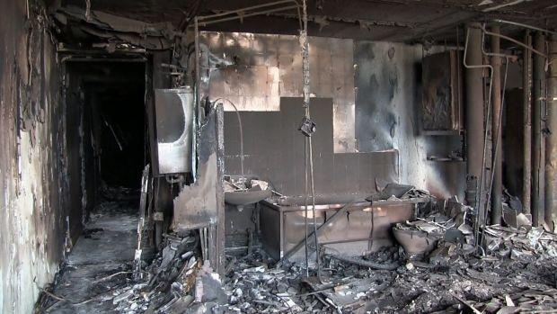 Grenfell Tragedy Police Release Images Of Destruction