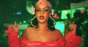 Wild Thoughts: Rihanna don't know if you could take it