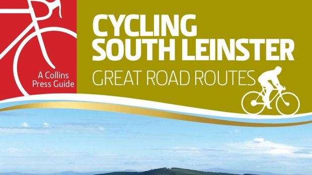 """Cycling South Leinster – Great Road Routes"" by Turlough O'Brien"