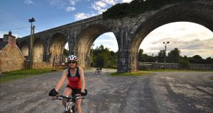 The Borris Viaduct at Borris, Co Carlow