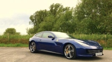 Our Test Drive: the Ferrari GTC4 Lusso