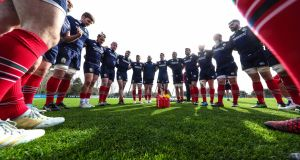 Claims of unrest within the Lions squad will only unite them further. Photograph: Billy Stickland/Inpho