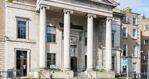94 St Stephen's Green, Dublin: the original Centenary Church of Ireland, currently headquarters of the Department of Justice, is for sale for €20 million.