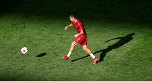 Cristiano Ronaldo   has been linked with a return to Manchester United. Photograph: Maxim Shemetov/Inpho