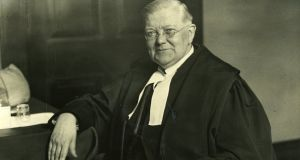 Hugh Kennedy became attorney general of the provisional government on January 31st, 1922.