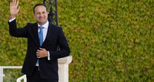 Taoiseach Leo Varadkar: wants the Dáil to sit an extra week. It is due to rise on July 13th but the Government wants to carry out an assessment of pending legislation to see what can be passed. Photograph: Eamonn Farrell/RollingNews.ie