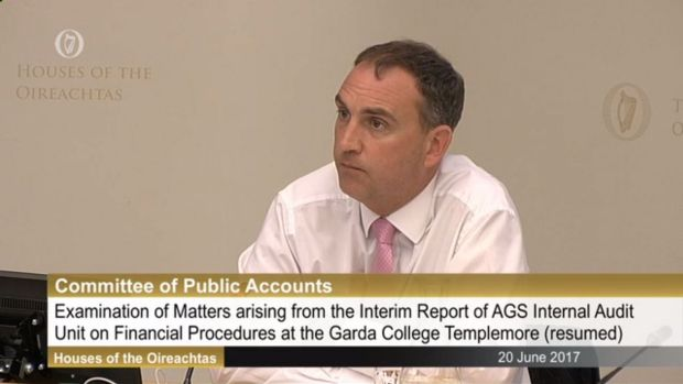 O'Sullivan to appear before PAC over Garda College