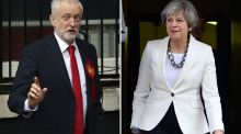 British prime minister Theresa May's popularity ratings have plummeted to 34, roughly where Labour leader Jeremy Corbyn's were last November. Photograph: Getty Images