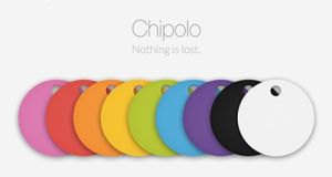 Chipolo enables you to find your belongings by sound, see them on a map or use community search to recover lost items.