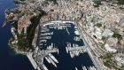 Monaco marina. Superyachts require a major survey service every five years to comply with certain class, maritime laws and insurance requirements.