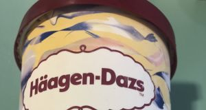 Häagen-Dazs: Our favourite. We loved its creaminess and we loved the vanilla flavours that cut through the subtle sugariness
