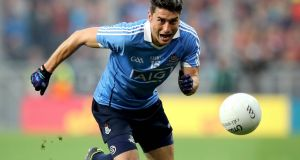 Bernard Brogan: his proven quality will still be an asset for  Dublin this summer. Photograph: Ryan Byrne/Inpho