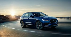 Jaguar performance drives F-Pace to world's best status
