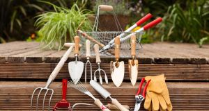 Garden tools worth their weight in bronze and copper