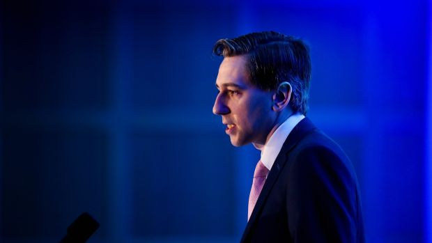 "Minister for Health Simon Harris: ""It's very important that this country prepares itself to hold a referendum on the Eighth Amendment in 2018."" Photograph: Maxwells"