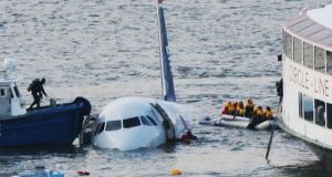 US pilot Chesley Sullenberger was hailed a hero in 2009 for landing a passenger jet in New York's Hudson River