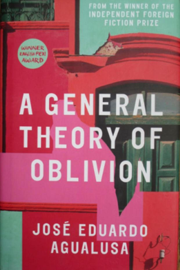 A General Theory of Oblivion was shortlisted for the rival Man Booker International Prize last year