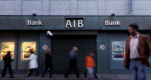 AIB's recent initial public offering will have disappointed investors who bought the shares at artificially inflated prices in recent years. Photograph: Cathal McNaughton/Reuters