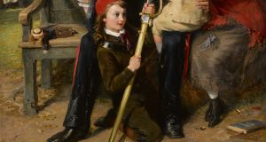 'Charge of the Light Brigade' doctor at the Gorry Gallery