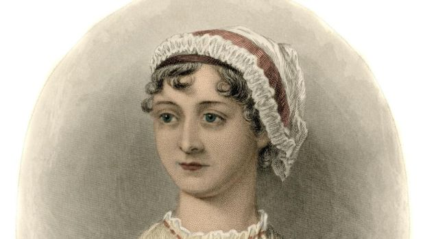 Jane Austen: this summer the English city of Bath celebrates the bicentenary of the author's death, on July 18th, 1817. Photograph: Leemage/UIG/Getty