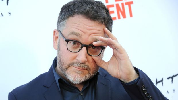 "Colin Trevorrow: ""Be proud of everything you paint, even if Mom doesn't put it on the fridge"". Photograph: Gregg DeGuire/WireImage"