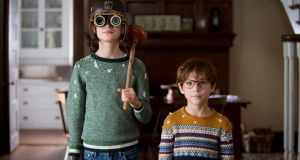 Kids' stuff: Jaeden Lieberher and Jacob Tremblay in  The Book of Henry