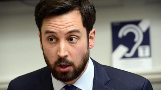 Minister for Housing Eoghan Murphy: is concerned the help-to-buy scheme for first-time buyers has not delivered a boost in housing supply. Photograph: Cyril Byrne