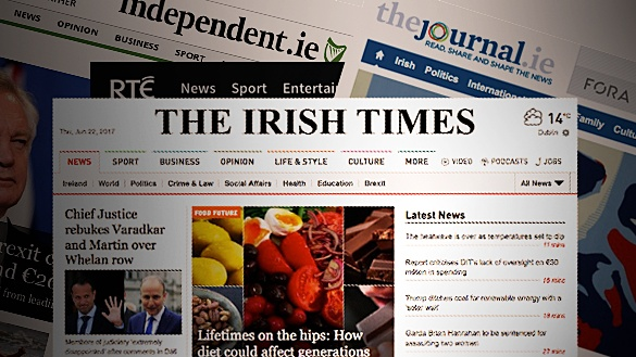 Report shows trust in news higher in Ireland than international average