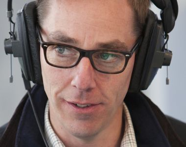 Ryan Tubridy usually isn't one to get flustered