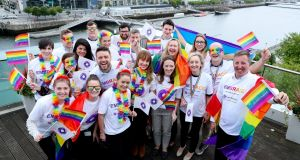 More than 100 Grant Thornton staff have registered to take part in Dublin Pride parade