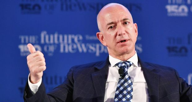 Jeff Bezos Moved Into Philanthropy With A Single Tweet Followed By